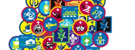 Rothwell Scouts » Badge Locations